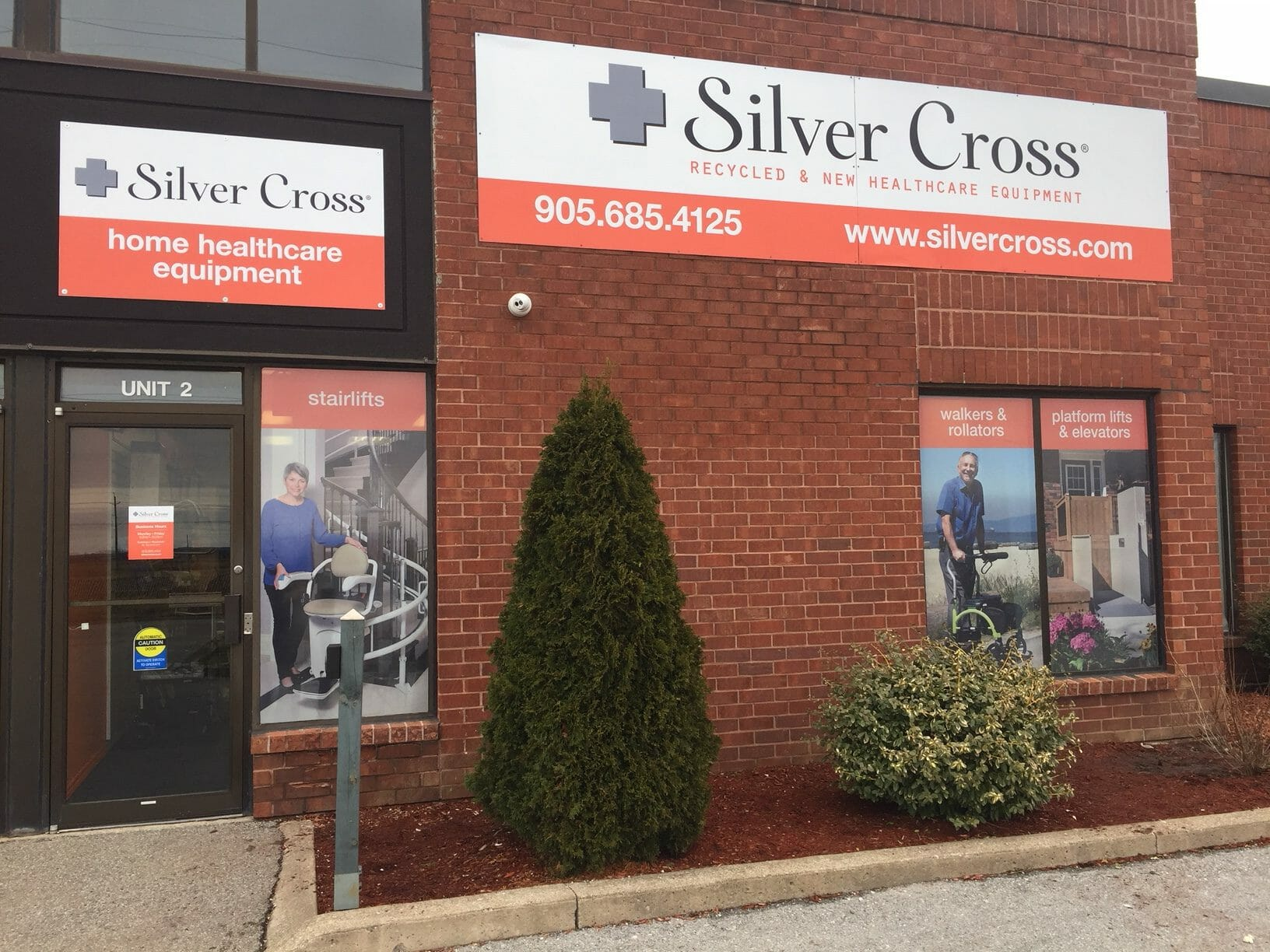 Silver Cross Stores St  Catharines | Accessibility & Mobility Products